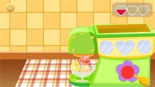 宝宝冰淇淋制作
